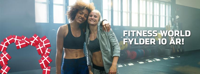 udmelding af fitness world