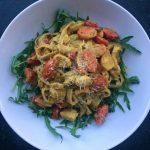 Opskrift: Nem og lækker Pasta Pesto på 10 minutter