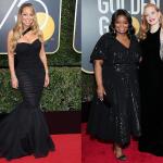 Golden Globes 2018 ifølge Miriam