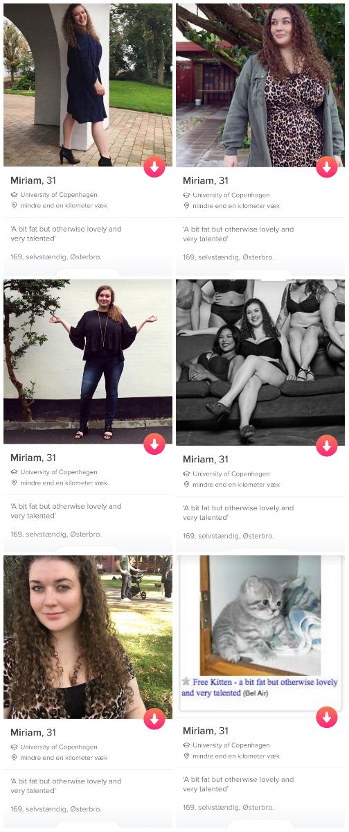 hvordan kommer en kvinde tykke kvinder dating