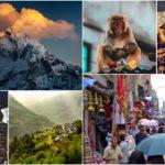 I Nepal har de Boblo og pomelo og måske også noget kultur af en art?