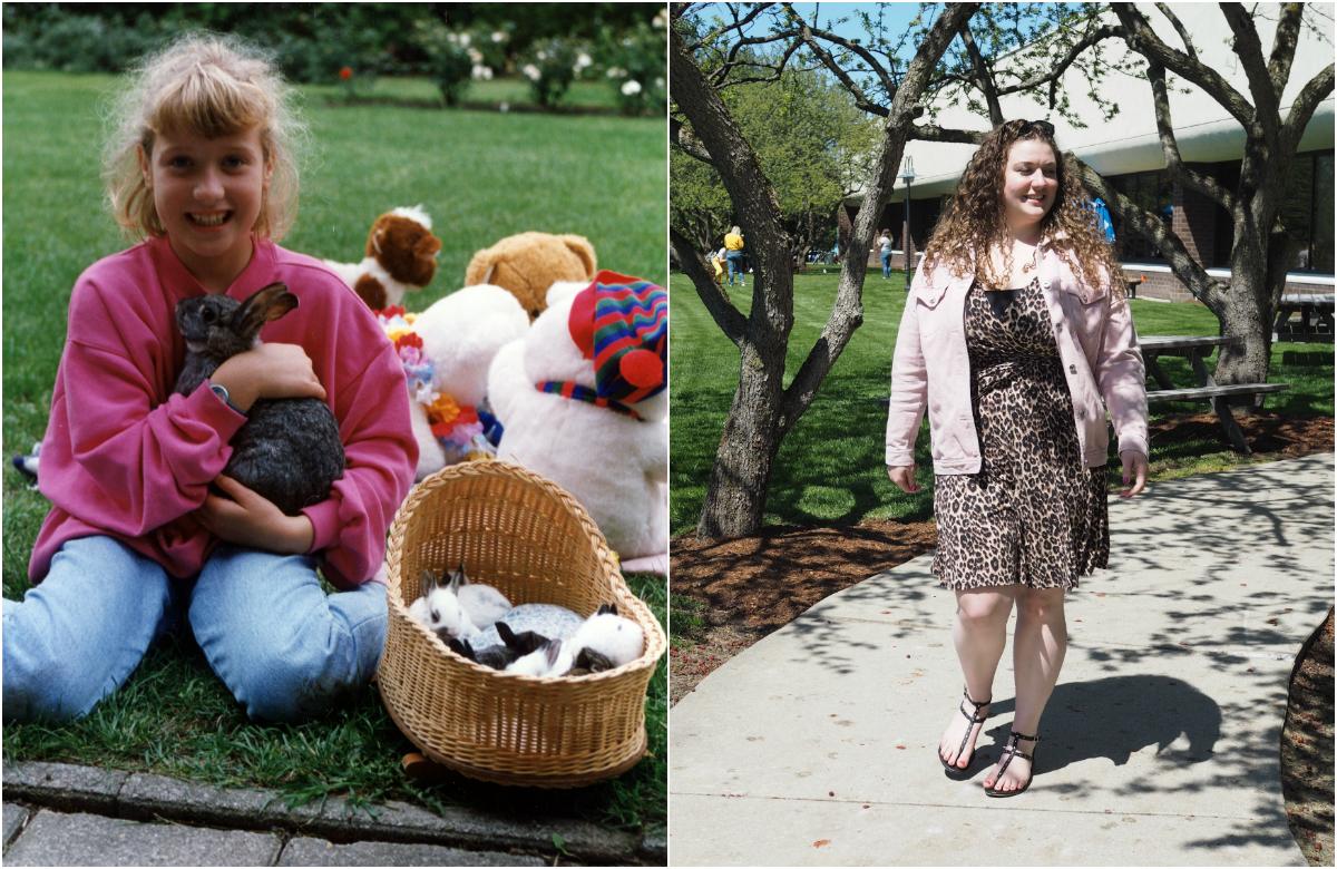 Da jeg blev en kjolepige