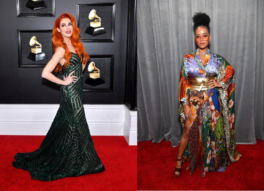 Grammys 2020 ifølge Miriam